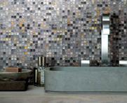 Mosaik + Glas